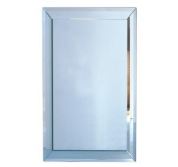 Murillo Plain Mirror With Hidden Fittings Trendy Mirrors