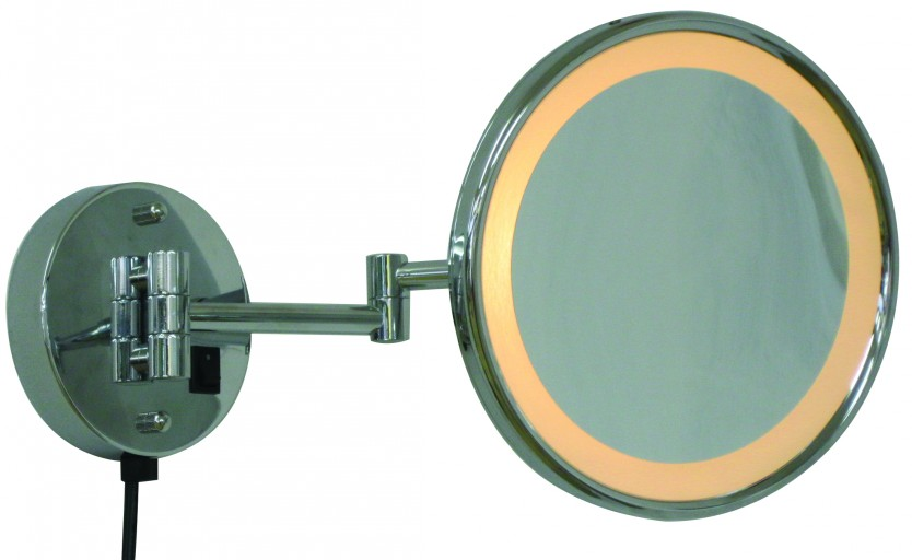 lighted magnification mirror trendy mirrors. Black Bedroom Furniture Sets. Home Design Ideas